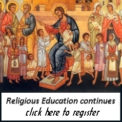 Youth Religious Education continues