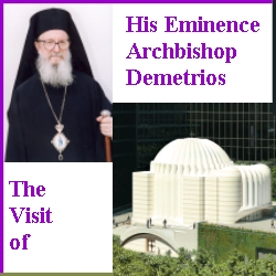 Visit of His Eminence