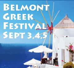 Belmont Greek Festival 2016